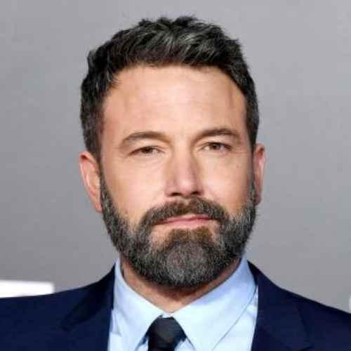 ben affleck cool beard