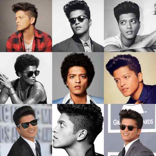 Bruno Mars Haircut Latest Men S Haircuts And Hairstyles X