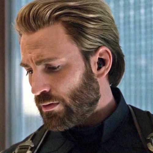 chris evans captain america haircut