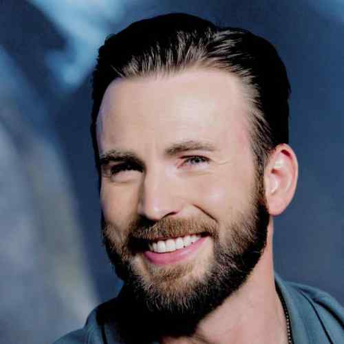 chris evans haircut long hairstyles for men