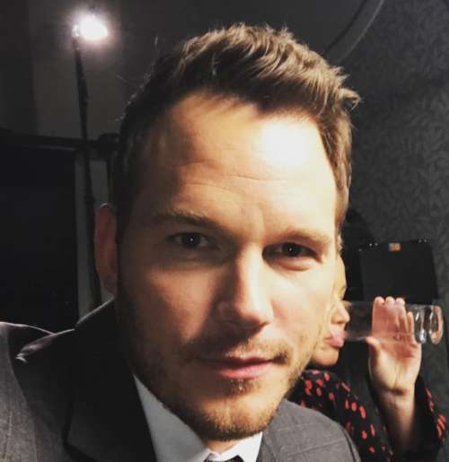 chris pratt hairstyle guardians of the galaxy