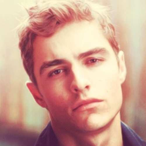 dave franco messy haircut