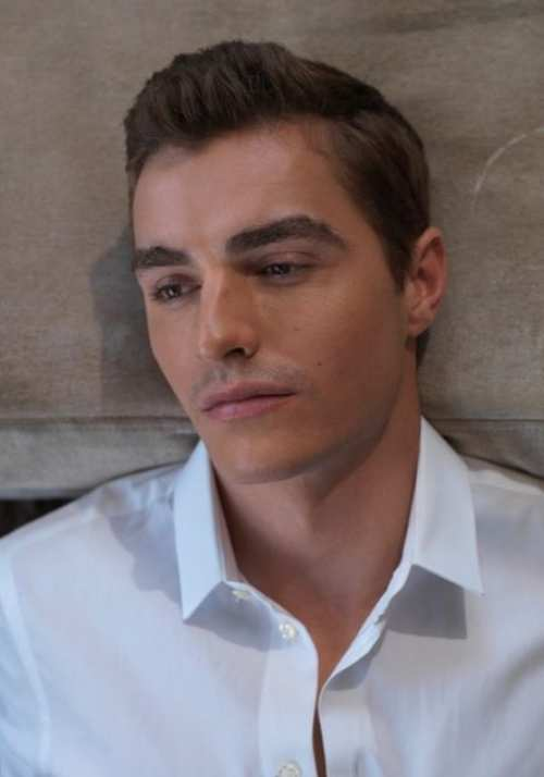 dave franco normal hairstyle