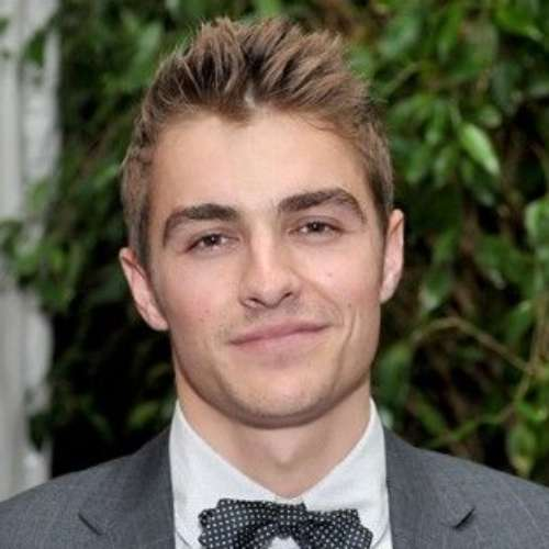dave franco short spiky haircut