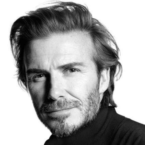 david beckham hairstyle with long hairstyles
