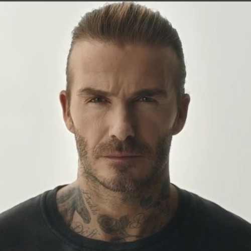 david beckham hairstyles 2018 sweep back long haircut