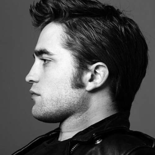how to Robert pattinson hairstyle