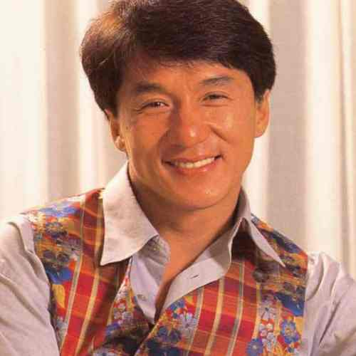 jackie chan short hair new haircut