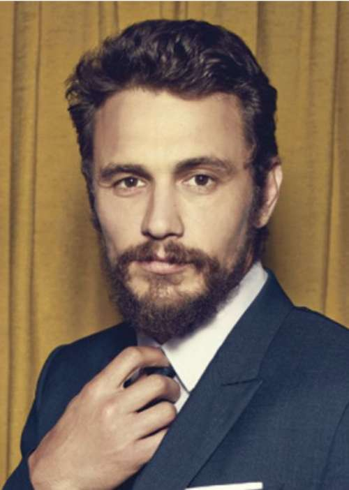 james franco beard