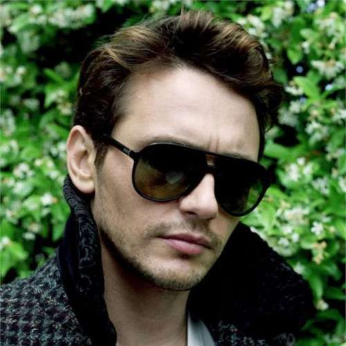 james franco hairstyle tutorial