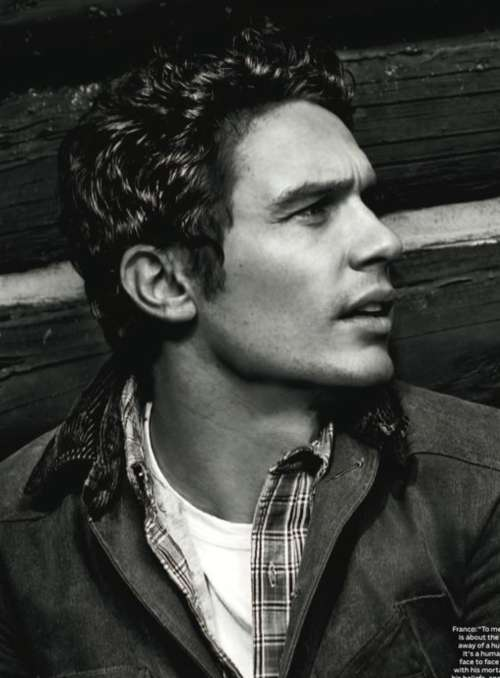 james franco old hairstyle