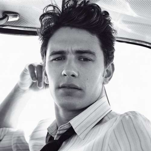james franco young hairstyle