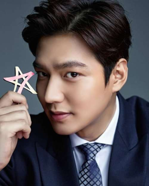 lee min ho hairstyles