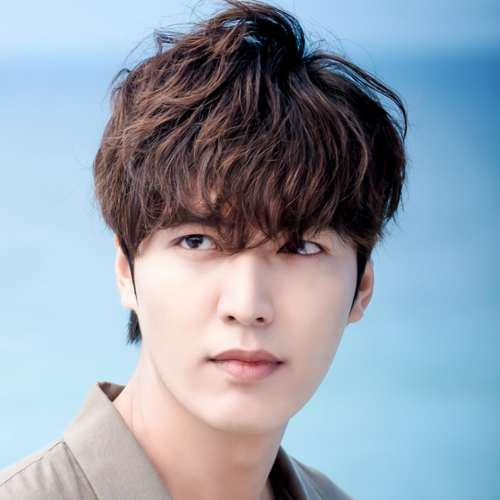 lee min ho teen boy haircut