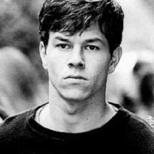 mark wahlberg young old hairstyle