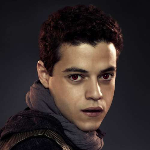 rami malek haircut twilight benjamin