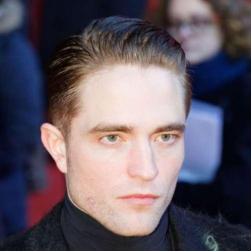 robert pattinson rockabilly hairstyles for men