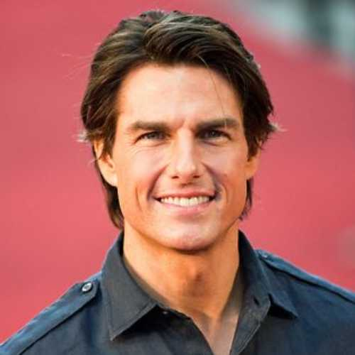 tom cruise medium length hairstyles