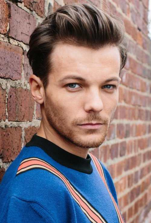 Louis Tomlinson Hairstyle Updated 2020 Men S Hairstyles Haircut X