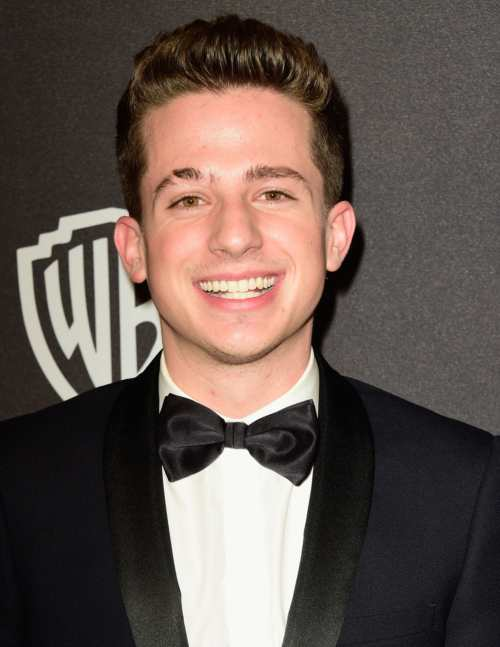 charlie puth hairstyle 2016