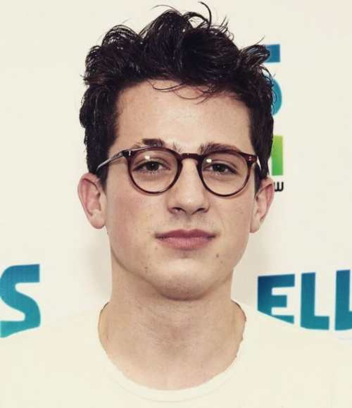 charlie puth latest hairstyle