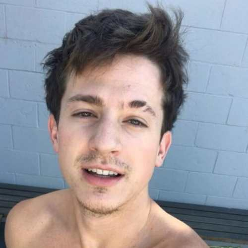 charlie puth messy hairstyle