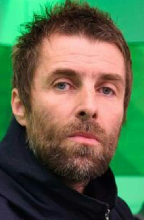 liam gallagher beard style