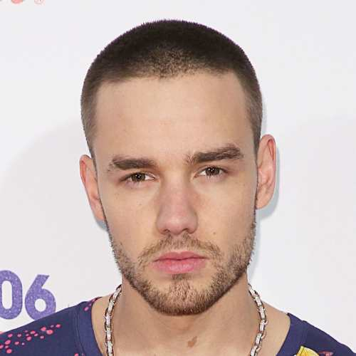 liam payne buzz cut new