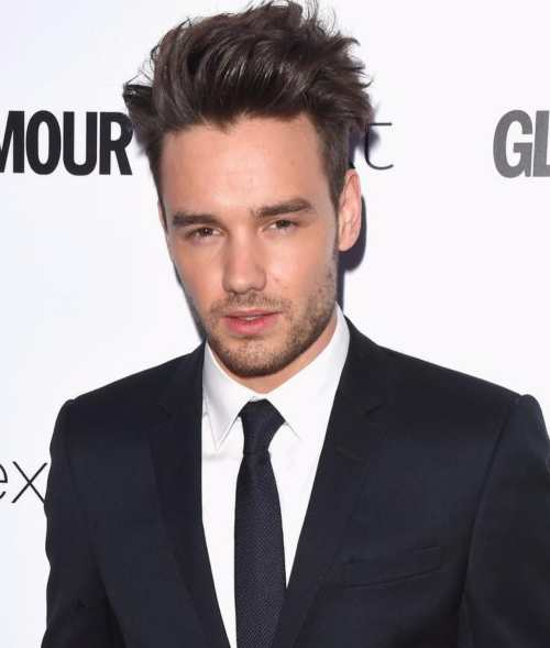 liam payne medium length hairstyles