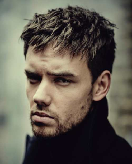 liam payne new haircut