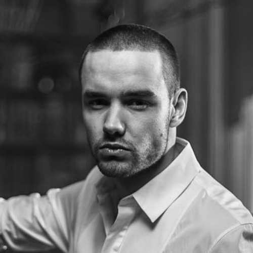 liam payne short buzz cut bald cut