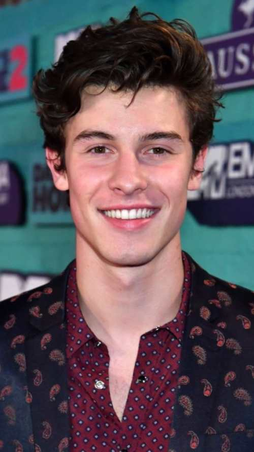 shawn mendes haircut 2018 new