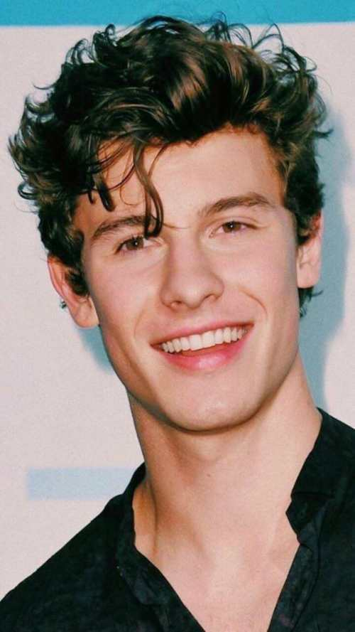 shawn mendes haircut