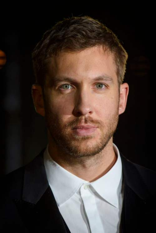 calvin harris haircut 2015