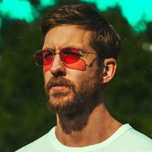 calvin harris haircut 2017