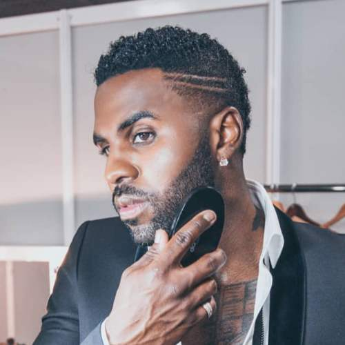 jason derulo hairstyle