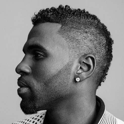 jason derulo new haircut with drop fade