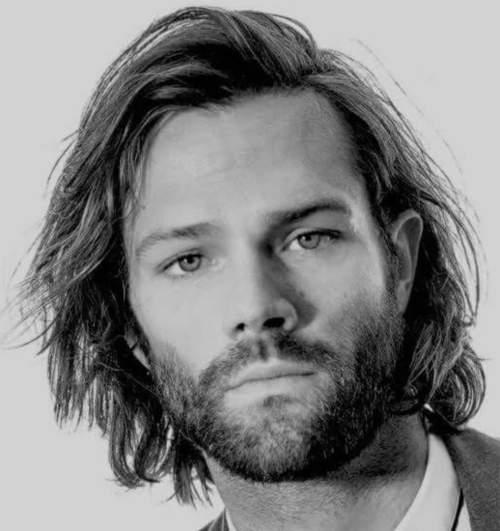 Jared Padalecki Hairstyle Sam Winchester Haircut Men S