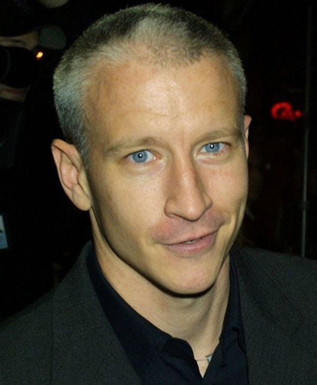 anderson cooper new haircut