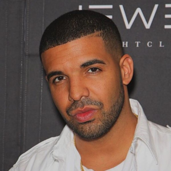 drake haircut line new haircut