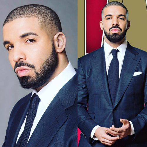 drake haircut short buzz cut modern style