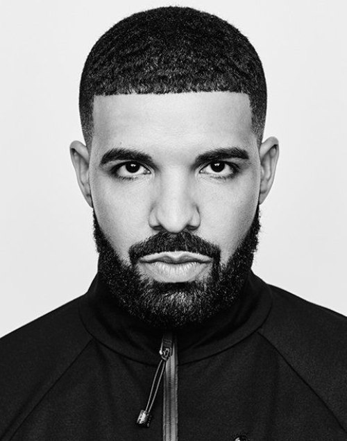 latest drake haircut