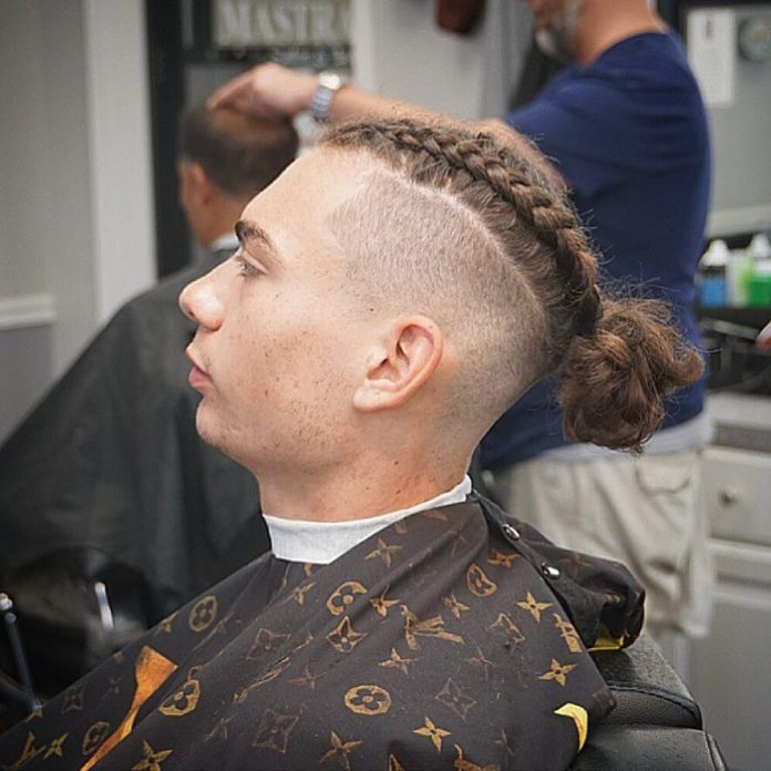 deanothebarber_ bad boy hairstyles man with breads dreadlocks