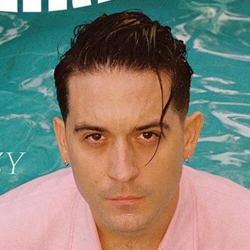 g eazy hair wet new haircut