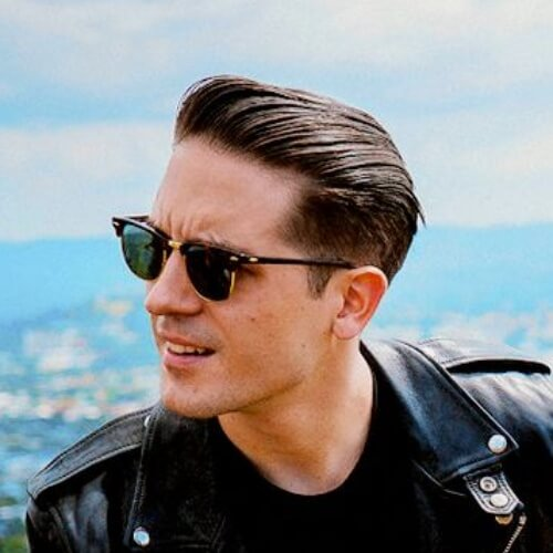 g-eazy haircut