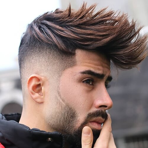 hispanic haircuts modern men's hairstyle