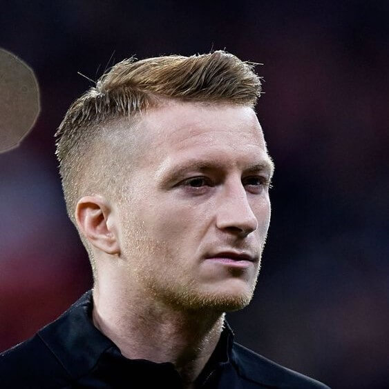 marco reus soccer player hairstyles