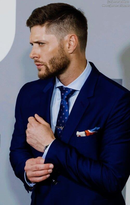 supernatural haircut dean winchester