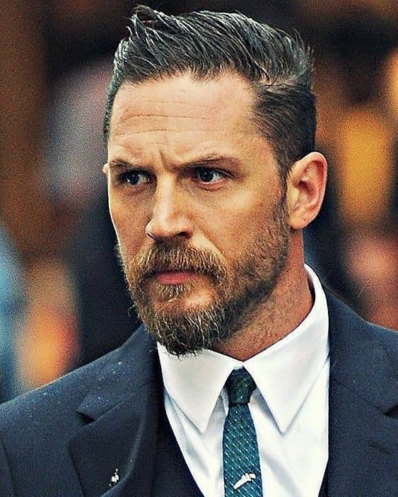 tom hardy gentleman hairstyle new